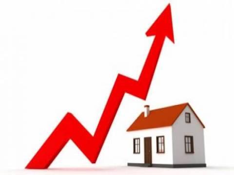 Türkiye'de konut fiyatları geçen yıla göre yüzde 12,05 yükseldi!
