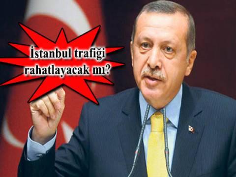 Boğaziçi Köprüsü ile Fatih Sultan Mehmet arasına tüp geçit!