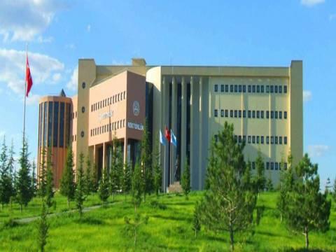 Erciyes Üniversitesi yaşam merkezi yaptırıyor!
