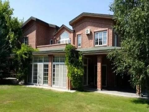 Gölbaşı Işıklar Sitesi'nde icradan satılık villa! 7.2 milyon TL'ye!