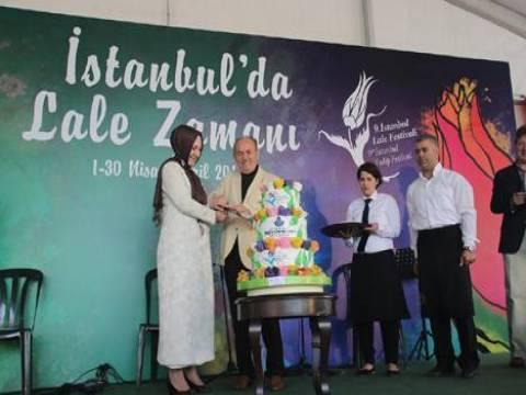 9. Uluslararası İstanbul Lale Festivali başladı!