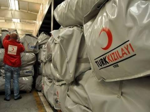 Türk Kızılayı olası İstanbul depremine hazır!