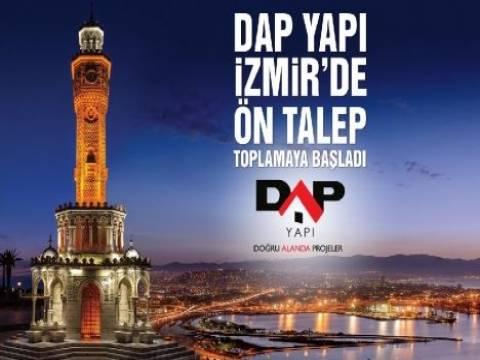 Dap Yapı İzmir projesi teslim tarihi!