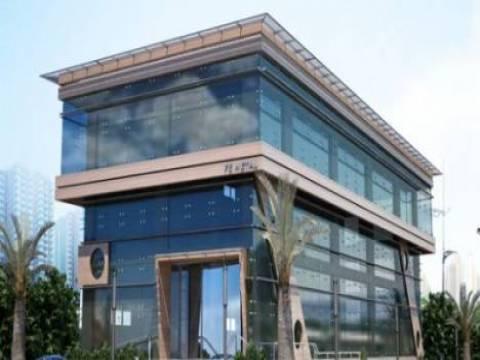 Anatolia Park İş Merkezi İzmir'de Fe Metal İnşaat tarafından hayata geçiriliyor!