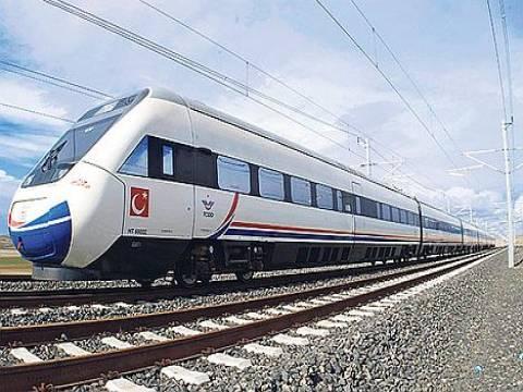 Halkalı-Kapıkule Hızlı Tren Projesi ile Türkiye Avrupa'ya bağlanacak!