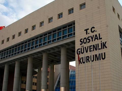 Tirebolu'da Sosyal Güvenlik Merkez Müdürlüğü binası incelendi!