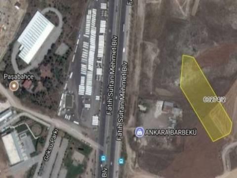 Ankara Yenimahalle'de satılık arsa! 8 milyon TL'ye!