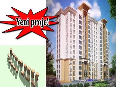 Başakşehir Hoşdere 3. Etap projesini Cihan İnşaat - Konut Yapı inşa ediyor!