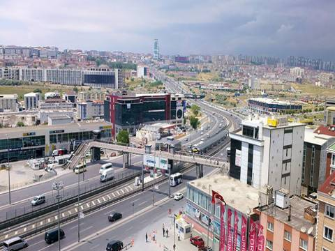 İstanbul'da 10 konuttan 2'si Esenyurt'ta satıldı!