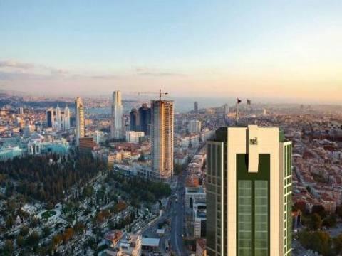 Nurol Tower Mecidiyeköy fiyatları 527 bin dolardan başlıyor!