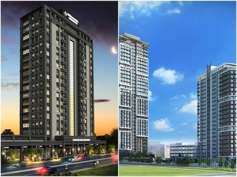 Kiler GYO Towers ve Kordonboyu projelerini tanıttı!