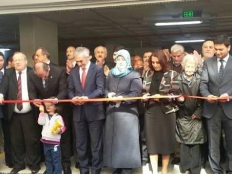 Talatpaşa Otoparkı törenle hizmete açıldı!