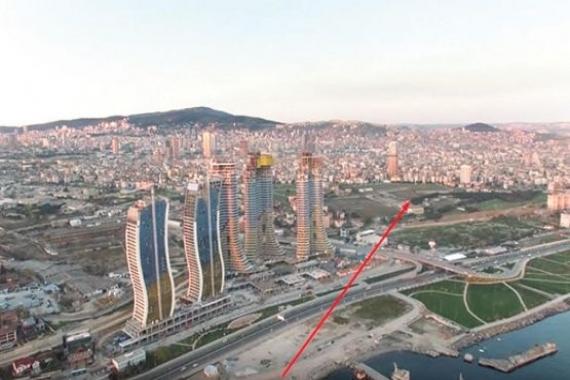 Kartal Belediyesi'nden Eczacıbaşı arsası için açıklama!