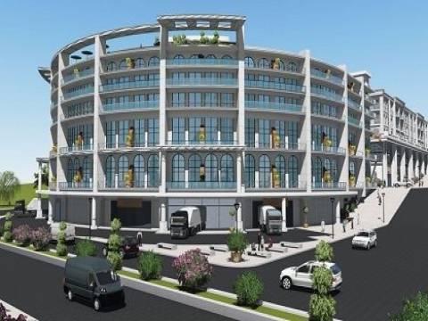 Özyurtlar Ncadde Ottoman otel + residence olarak yükseliyor! 174 bin TL'ye!