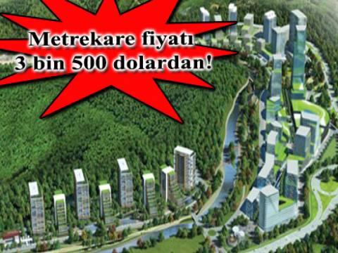 Vadistanbul'un 3.etabı Eylül'de satışa çıkıyor!