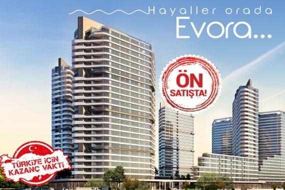 Evora İzmir ödeme planı 2018!