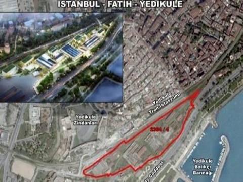 Emlak Konut'un Fatih Yedikule projesi için ruhsat alındı!