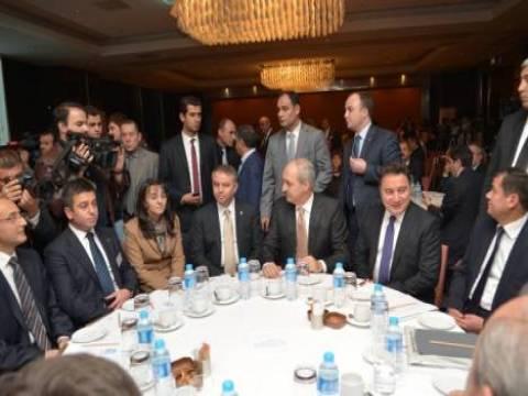 Kent Forumu Ekonomileri Ankara toplantısı gerçekleştirildi!