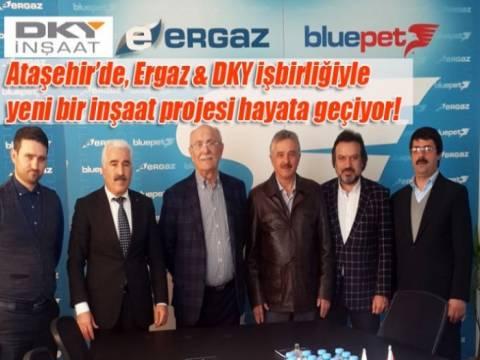 DKY İnşaat ve Ergaz, Ataşehir'de karma projeye imza atacak!