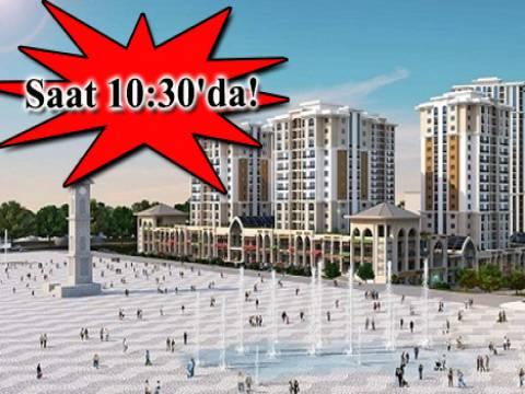 Başakşehir Kent Meydan Dükkanları ihalesi bugün yapılacak!
