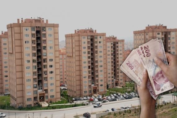 TOKİ 50 bin sosyal konut projesine 250 bin başvuru geldi!