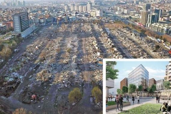 Zeytinburnu NAKO arazisindeki dönüşümde yargı kararı!