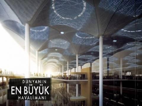 3. Havalimanı İGA İstanbul Grand Airport'un reklam filmi yayında!