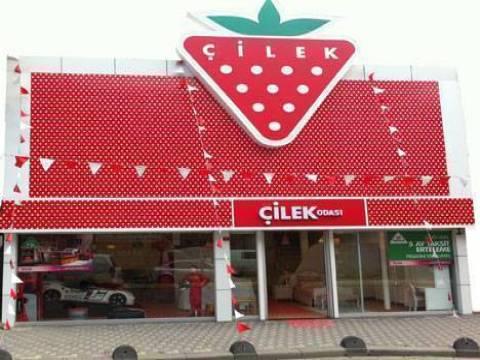 Çilek, Ukrayna'da 2014 yılının sonuna kadar 35 mağazaya ulaşmayı hedefliyor!