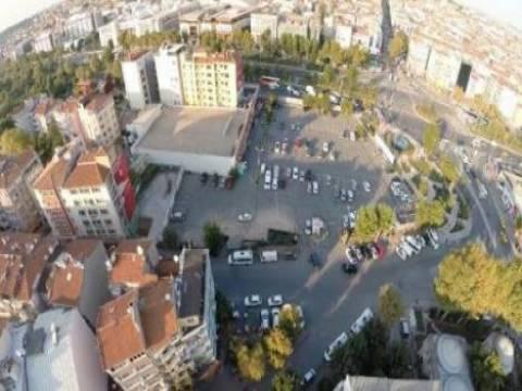 İstanbul Aksaray'daki afet toplanma alanı imara açıldı!