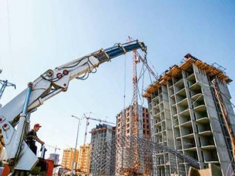 İnşaat sektörü güven endeksi yüzde 83.6 değerine yükseldi!