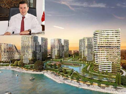 Sea Pearl Ataköy projesinde inşaat durdu mu?