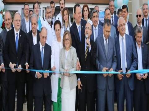 Maliye Bakanı Gaziantep'te hastane açılışına katıldı!
