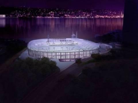 Vodafone Arena şimdiden Avrupa'nın ilgisini çekmeyi başardı!