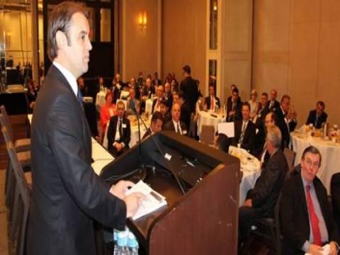 Türkiye-Kanada İş Forumu Montreal'de gerçekleşti!
