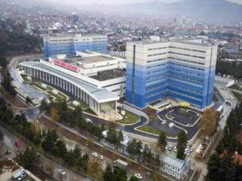 Isparta Şehir Hastanesi bugün törenle açılıyor!