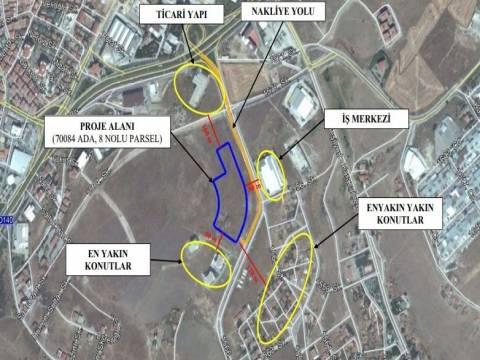 K-G Emlak İnşaat Altındağ'da 238 konut inşa edecek!