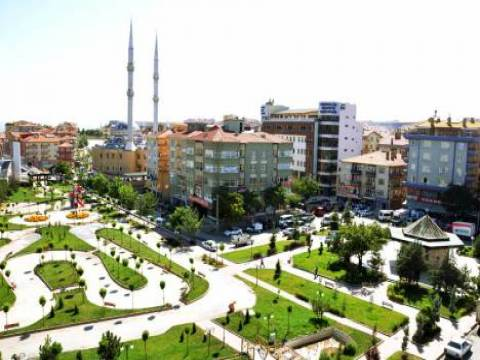 Pursaklar'da konut sayısı hızla arttı!