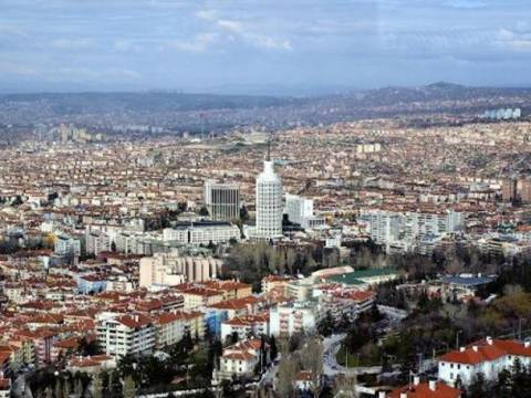 Ankara'da satılık arsa 1 milyon 94 bin TL'ye!