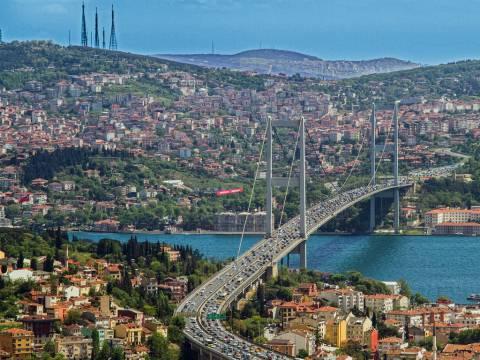 İşte İstanbul'un ulaşım ağlı konut değer haritası!