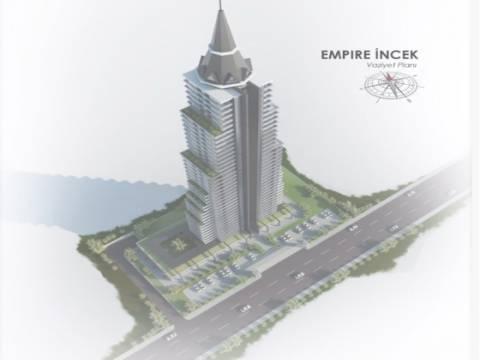 Empire İncek projesi lansmana özel fiyatlarla satışta!