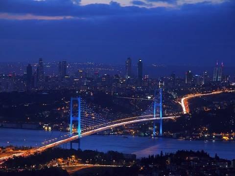 İstanbul'daki bazı bina ve köprüler takip ediliyor!