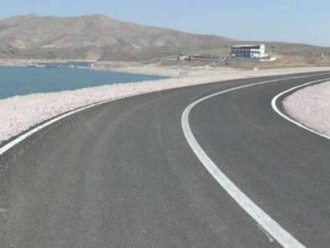 Yamula Barajı ikinci etap sahil yolu Erkilet üstünden Kayseri'ye bağlandı!