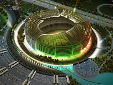 Anel Grup Bakü Olimpiyat Stadı'nın mekanik işleri için sözleşme imzaladı!