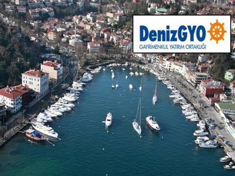 Tarabya Deniz GYO projesi yolda! Yeni proje!