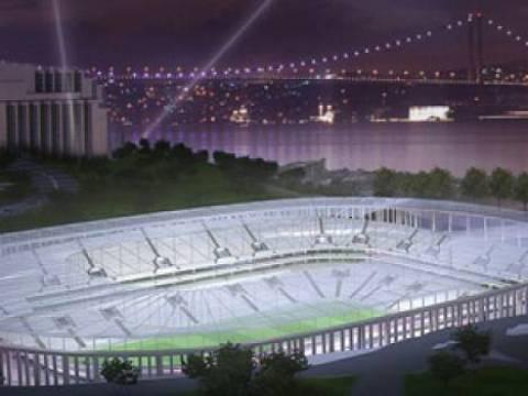 Beşiltaş Vodafone Arena günlük 500 KWA elektrik üretecek!
