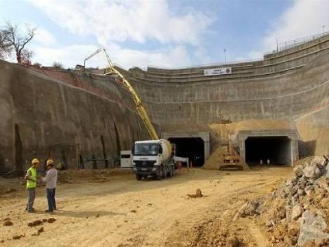 Konak Tünelleri inşaatı son durum!