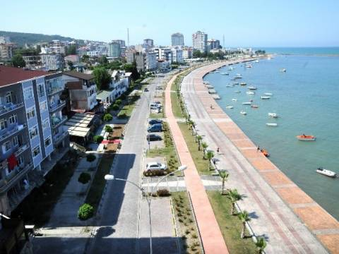Samsun Büyükşehir'den satılık arsa! 14 milyon TL'ye!