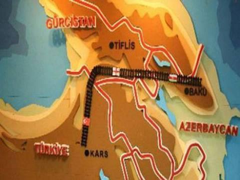 Marmaray ile Pekin, Kars üzerinden Londra'ya birleşecek!