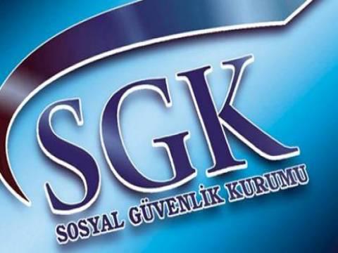 SGK, 236 menkul ile 57 gayrimenkule haciz işlemi yaptıklarını açıkladı!