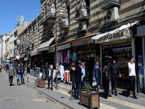 Diyarbakır Sur esnafı yeni siteyi dört gözle bekliyor!
